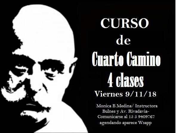 CURSO CUARTO CAMINO | EL CUARTO CAMINO